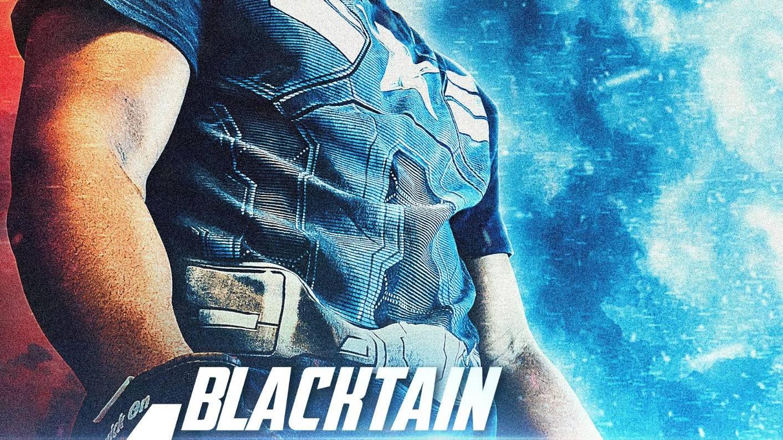 Blacktain America COD Poster